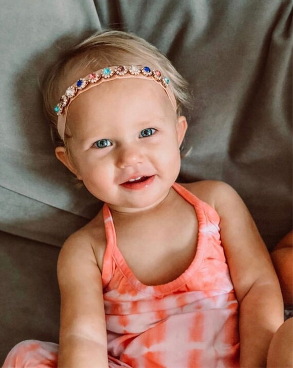 First Birthday Headbands Baby Girl Headbands Baby Headbands  c1002237f7e
