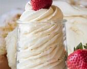 Vanilla Cream whipped soap/whipped soap/cream soap/shaving soap/shaving cream/