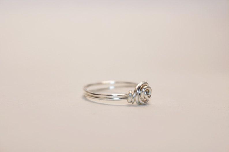 Dainty Rose Ring