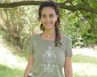 "Women's ORGANIC T-Shirt ""Cosmic"", organic & fair"