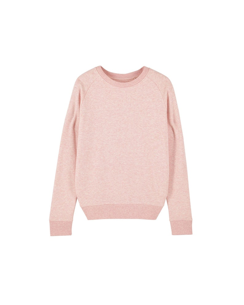 high-quality organic ladies sweater image 0