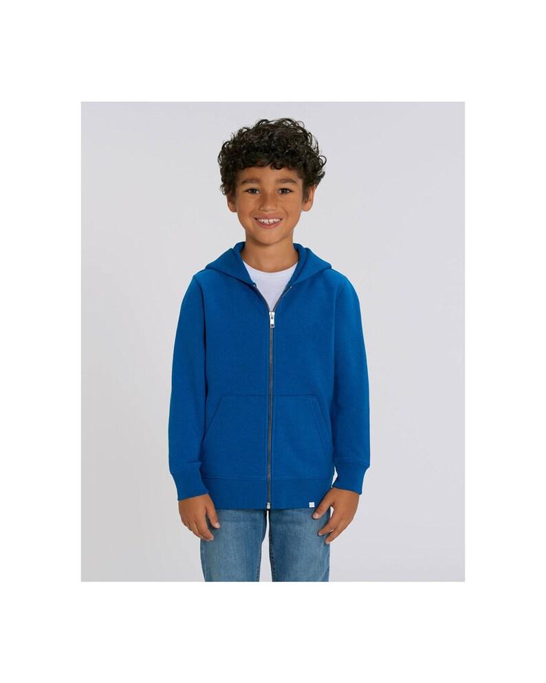 Kids BIO Hoodie  Hoodsweater image 0
