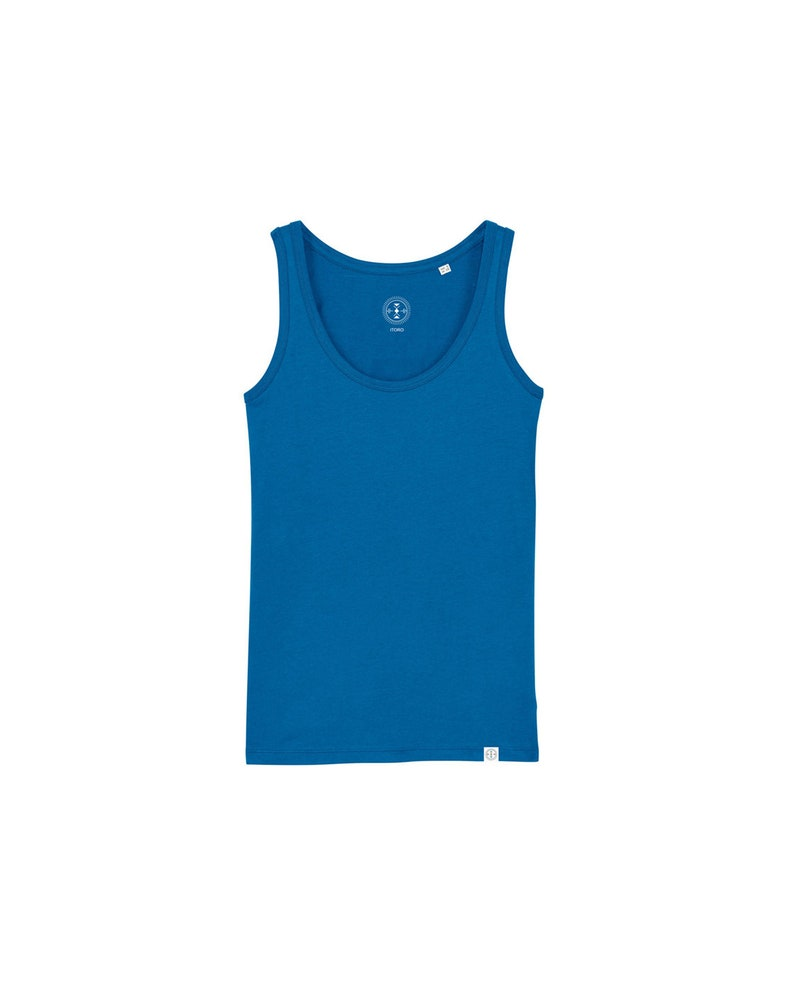 Women's Organic Tank Top  Spot Colors image 0
