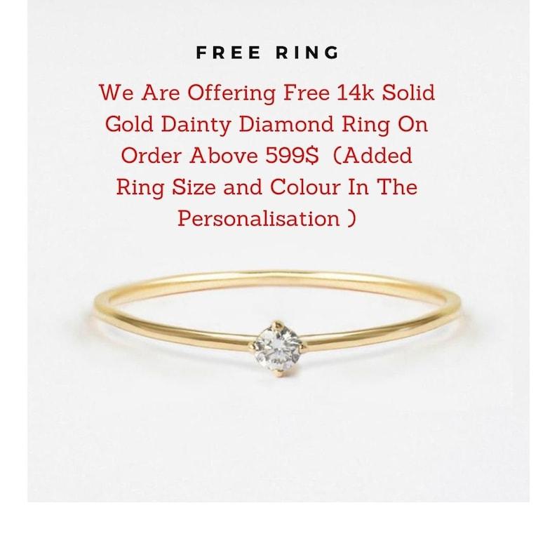 Mini Diamond Flower Design Ring For Women And Girls  14k Gold Natural Diamond Ring  Bridal Gift Ring christmas gift