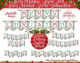 1 Weihnachten.Frohe Weihnachten Etsy