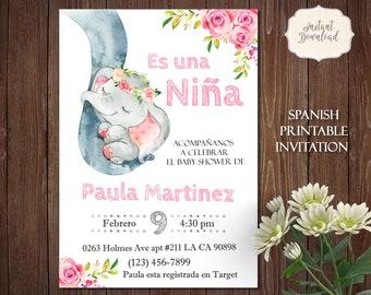 Ideas Para Baby Shower De Nina.Princess Banner Princess Baby Shower Banner Una Princesa Etsy