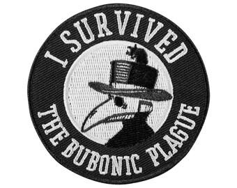 I survived The Bubonic Plague  (patch)