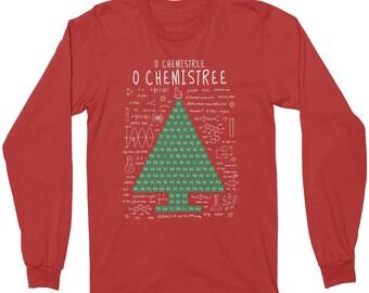 Nerd Christmas Jumper.Chemistry Sweater Etsy