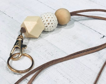 Lanyards, Teacher lanyard, ladies lanyard keychain, for teacher, employees or students! Stocking stuffers