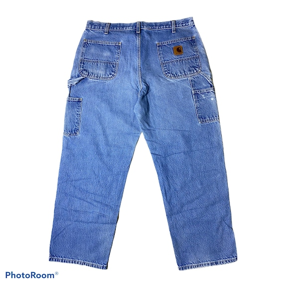 Carhartt Carpenter Denim Jeans