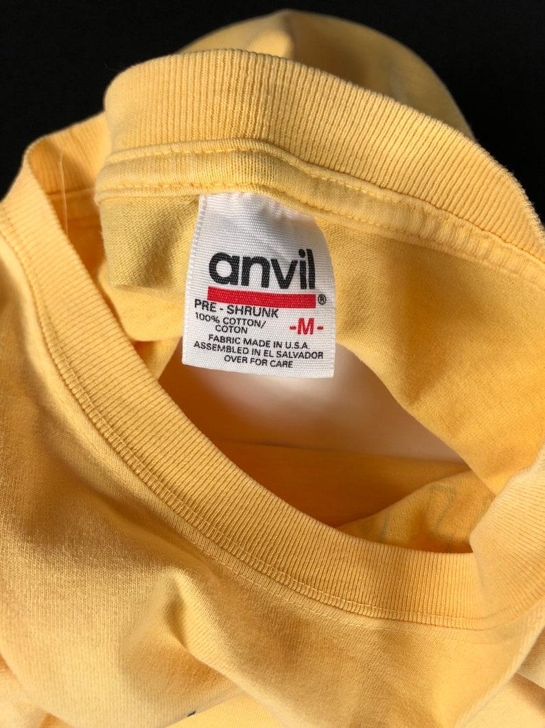Vintage 90s So What! Shirt Anvil