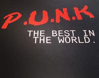 PUNK T