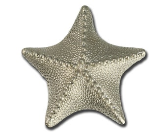 Starfish Drawer Pulls, Sea Star Knobs, Ocean Theme Drawer Pulls and Knobs, Starfish Knobs, Coastal Drawer Pulls, Sea Life Cabinet Knob