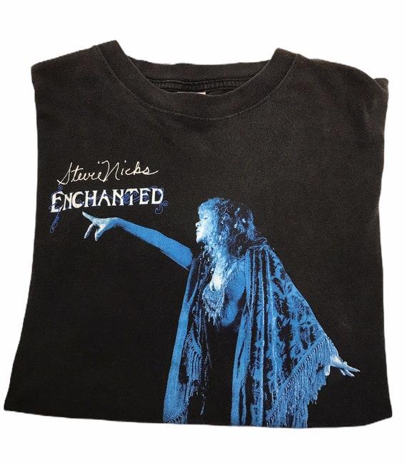 Stevie Nicks Enchanted Tour 1998 Vintage Tshirt -