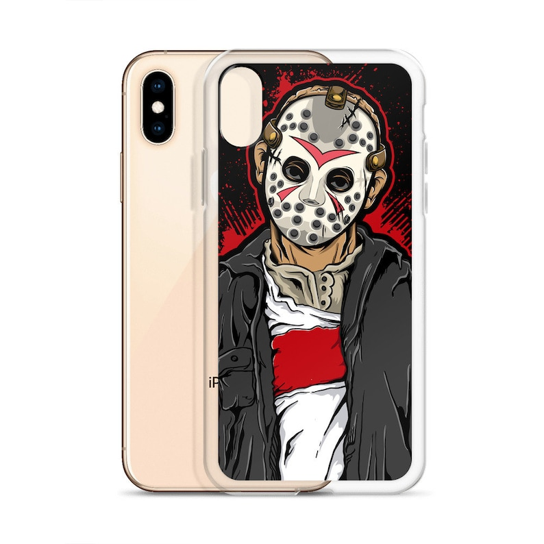 Jason Friday The 13th 9 iphone case