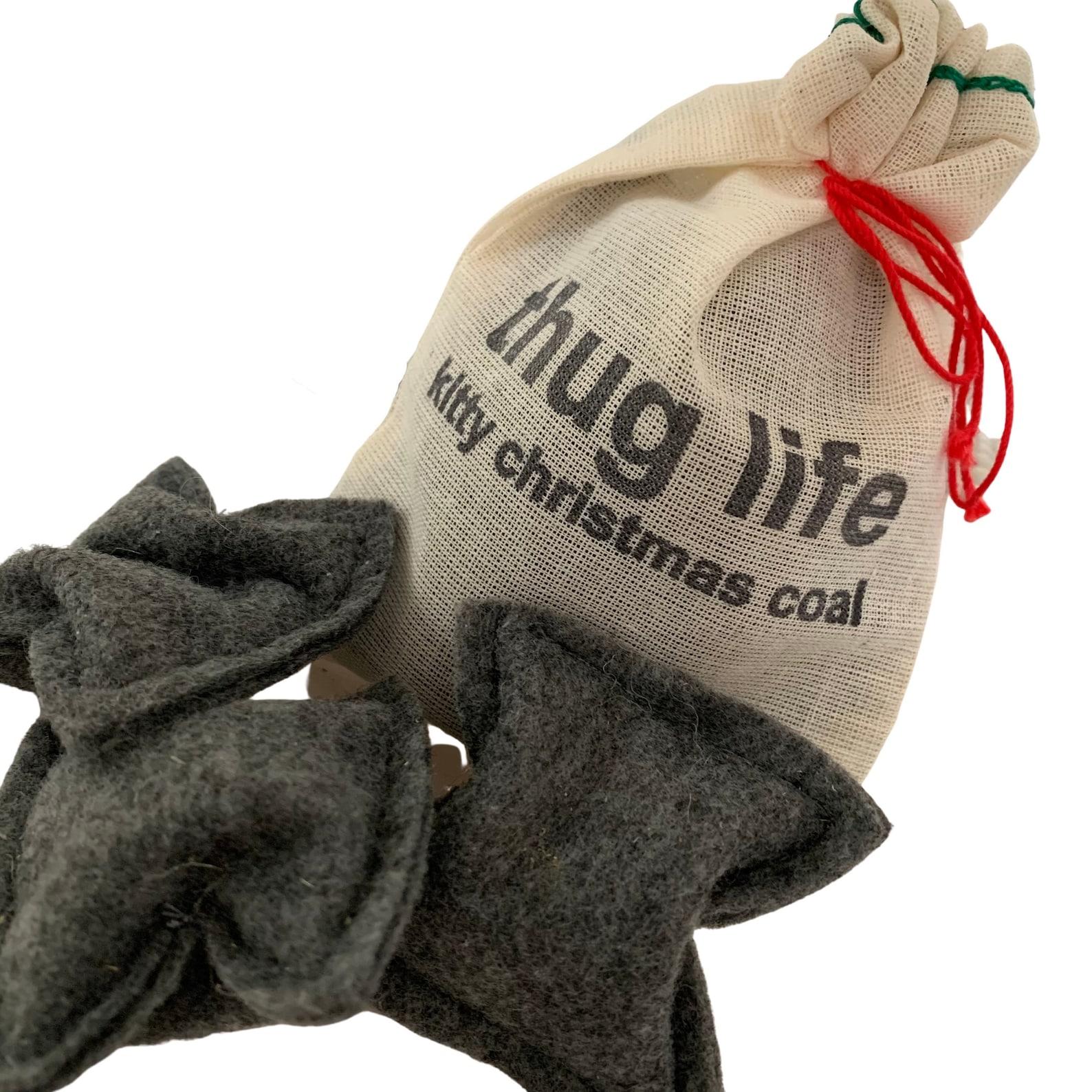Thug Life Catnip Coal