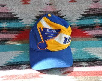df8b8a18a81 Vintage St Louis Blues Hat