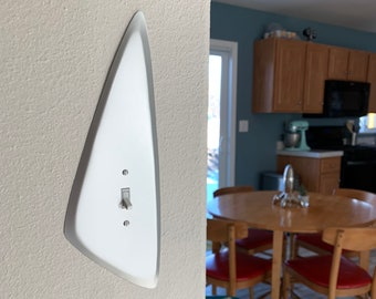 Atomico Space Age Jetsons Atomic Mid Century Googie Wall Plate Lighting Outlet Cover