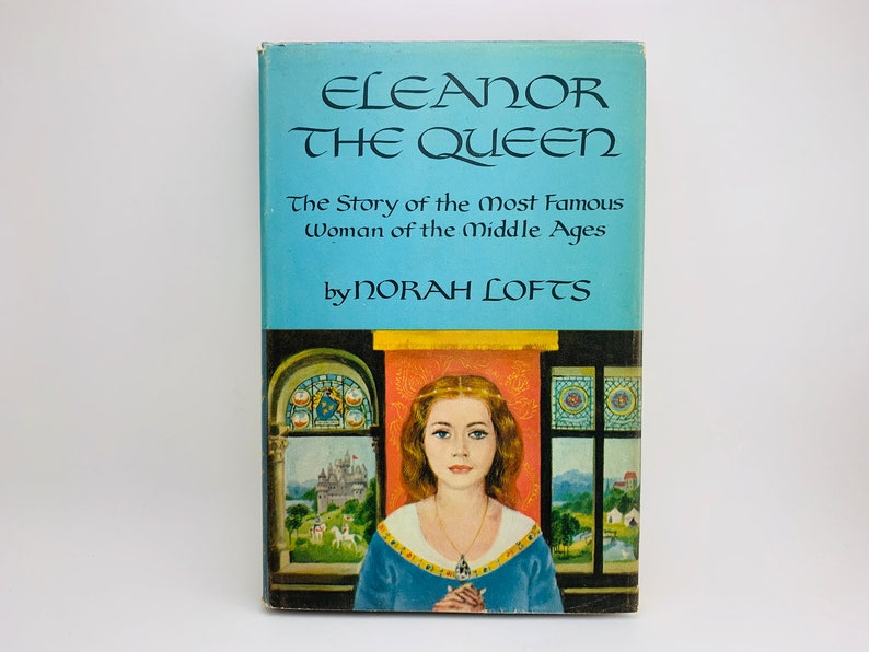 1955 Eleanor The Queen  First Edition image 0
