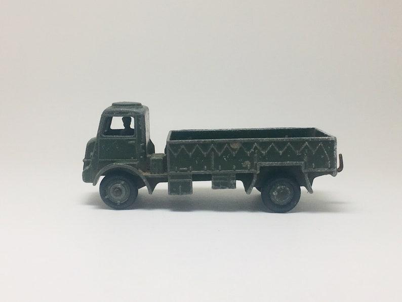 Dinky Toys Army Wagon Meccano no.623