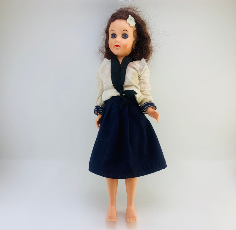1953 Reliable Toys Dress Me Doll image 0