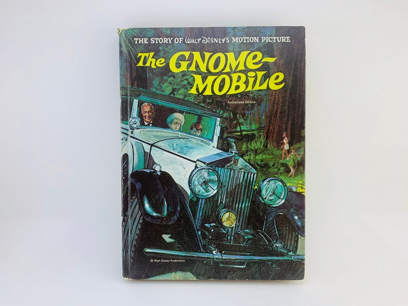 1967 The Gnome Mobile  Authorized Edition image 0