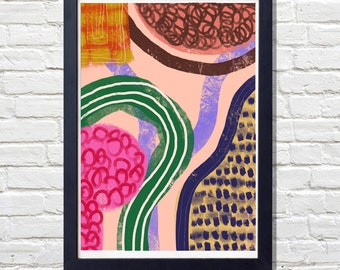 Items similar to Quilled Family Portrait
