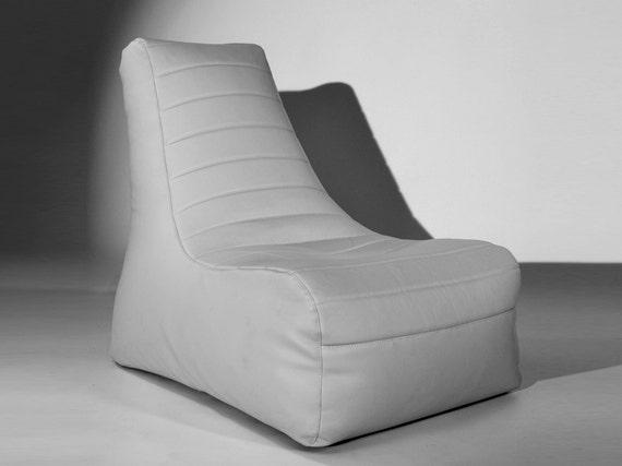Fabulous Bean Bags Chair Grand Italian Eco Leather Bean Bag Cover Only Camellatalisay Diy Chair Ideas Camellatalisaycom
