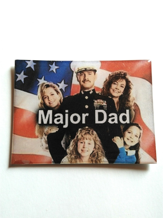 Magnet Tv Series Major Dad Etsy So what separates this sitcom from all others? etsy