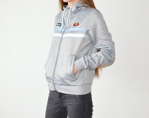 ellesse sweater grey ver