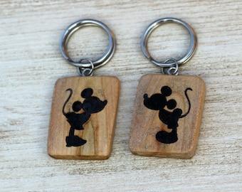 Disney Keychain for Couples e787a1b020