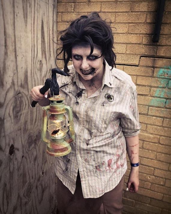 Marguerite Baker Resident Evil 7 Cosplay Photo Print Etsy