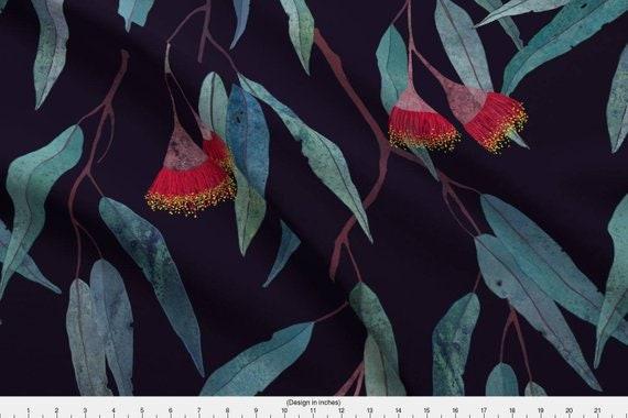 Camicia uomo floreale slim cotone stampa botanico VINTAGE MODERNO GIALLO BLU NERO