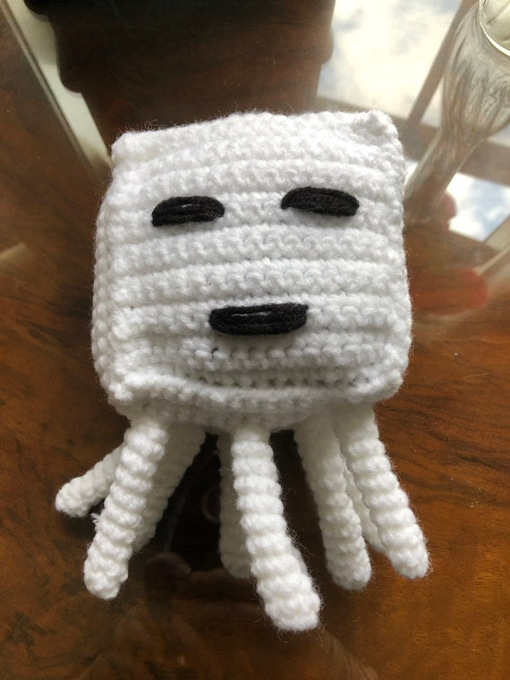 And She Games...: 24 Free Minecraft Crochet Patterns | 760x570
