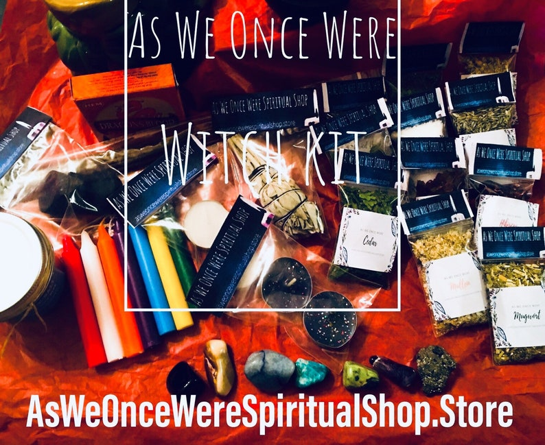 Witch Supplies