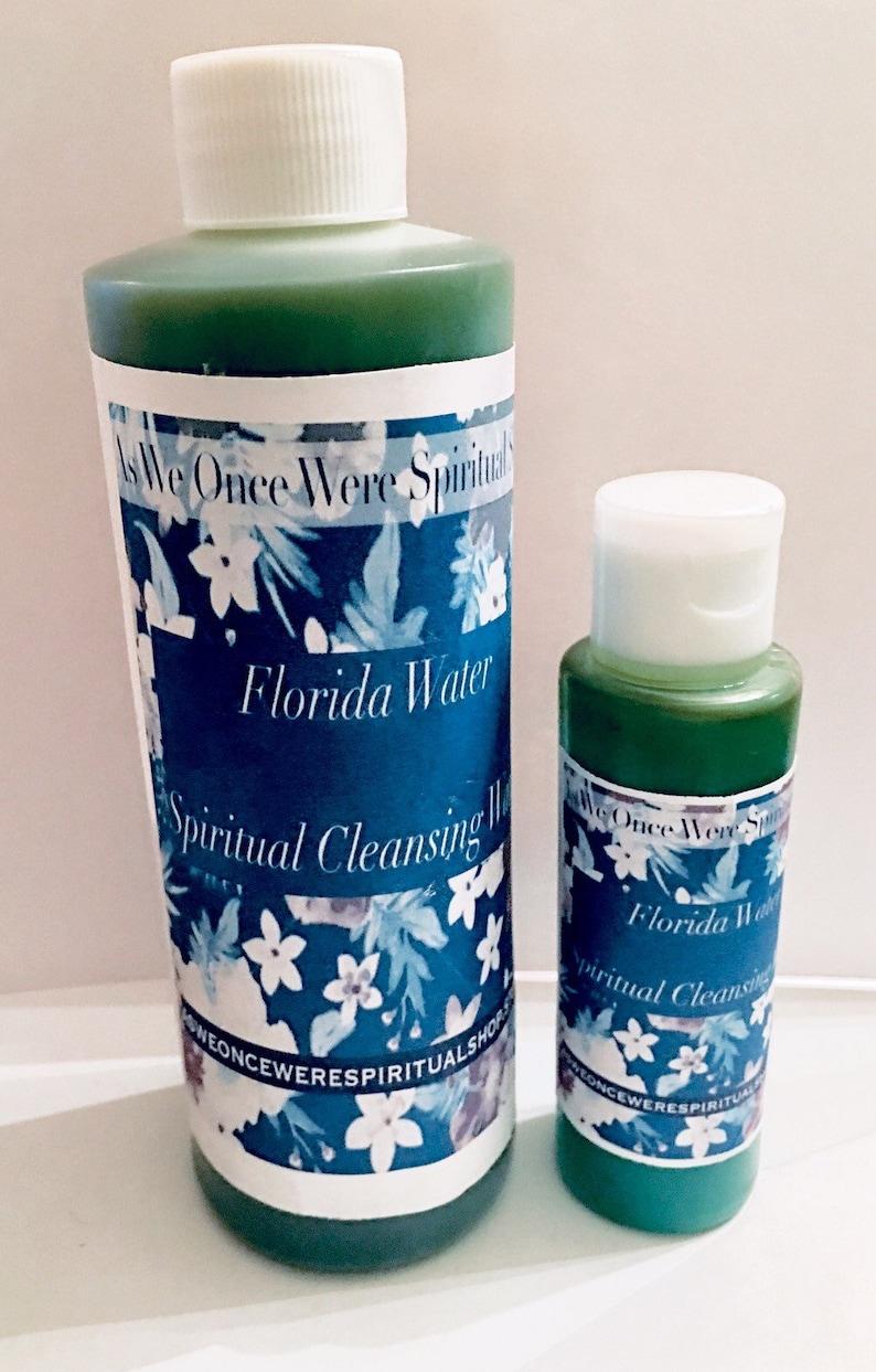 Florida Water, spiritual cologne