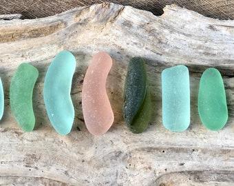 Unique Seaglass Pieces