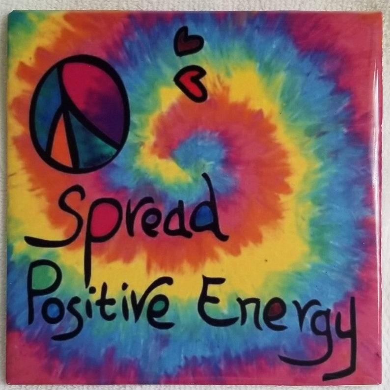 Ceramic tile Spread Positive Energy