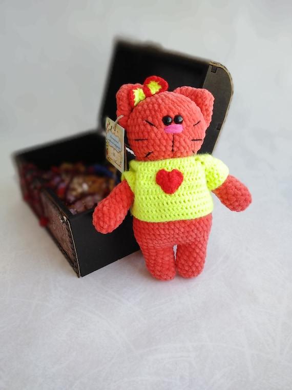 Plush Cat Gift Girlfriend Soft Stuffed Animals