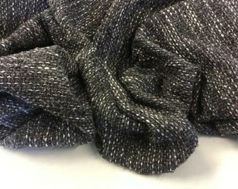 New Designer Multi Colour Wool Boucle Fabric As Seen On Designer Catwalk 58''14