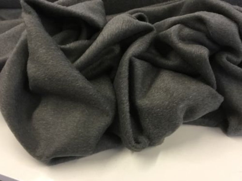 "New High Class Multicolored Dalmatians Mohair Wool Fabric Seen On Catwalk 53"""