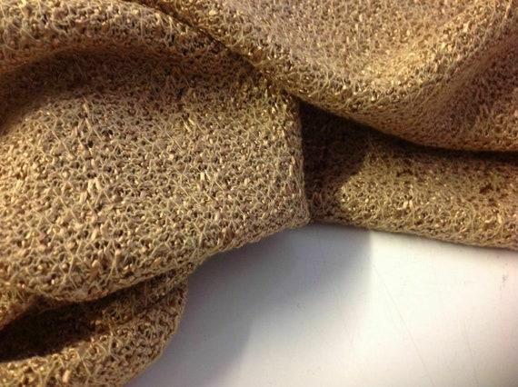"New Multi Colour Cotton Corded Heavy Jacquard Boucle Fabric 58/""147cm Cloth Sew"