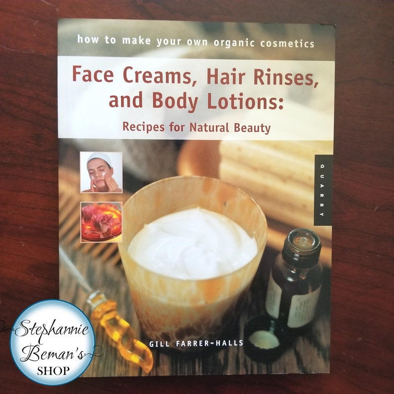 DIY Organic Cosmetics Book of Recipes for Natural Beauty  image 0