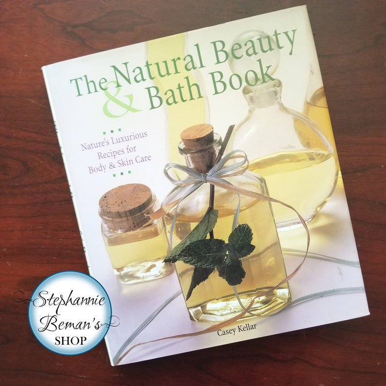 DIY Body & Hair Care Cosmetics Book  The Natural Beauty and image 0