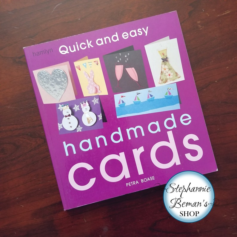 Handmade Cards Book  Creative Ideas for Handmade Greeting image 0