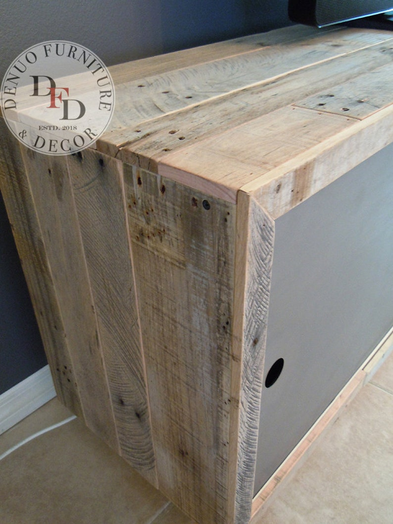 Pallet TV Media Console SALE TV Stand