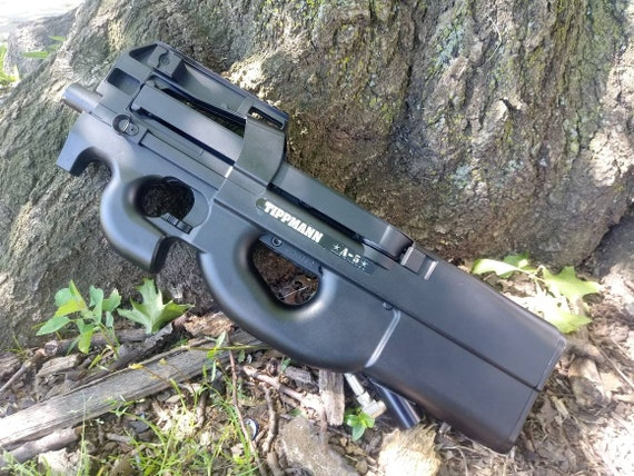 Tippmann Semi-Auto marker P90 edition made by MBC