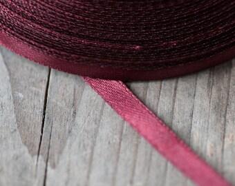 Thin wine ribbons   Etsy