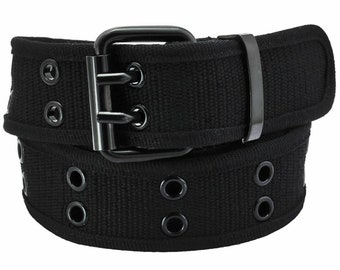 New High Quality Real Leather Gothic Punk Chain Belts Made In UK