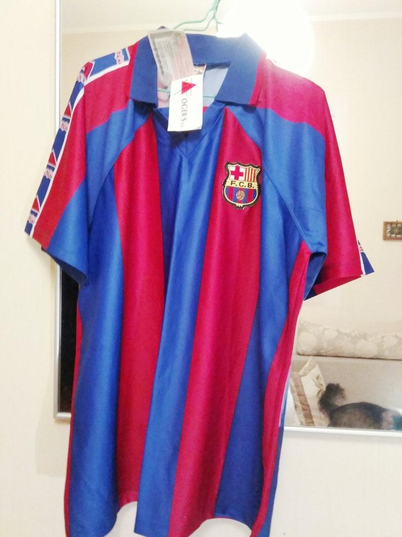 eaadc8fbd5ddff 90s New Barsa FC Certificate Barcelona kappa FC Barca Original | Etsy